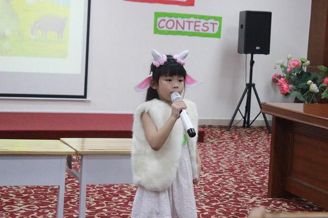 Bé Miu 7 tuổi bày tỏ nguyện vọng Con muốn dậy thì bằng tiếng Anh khiến mọi người vừa buồn cười vừa thán phục - Ảnh 2.