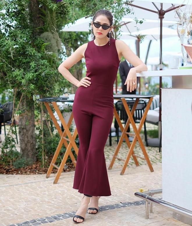Chẳng phải Phạm Băng Băng hay dàn sao Hollywood, mỹ nhân Thái Chompoo Araya mới là người chiếm sóng thảm đỏ trong 5 ngày ở Cannes - Ảnh 19.