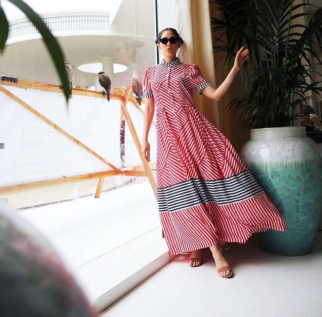 Chẳng phải Phạm Băng Băng hay dàn sao Hollywood, mỹ nhân Thái Chompoo Araya mới là người chiếm sóng thảm đỏ trong 5 ngày ở Cannes - Ảnh 21.