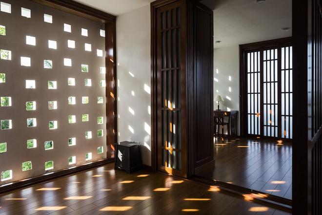Ngất ngây với vẻ đẹp của ngôi nhà 3 tầng đậm chất kiến trúc Nhật Bản ở Vĩnh Phúc - Ảnh 7.