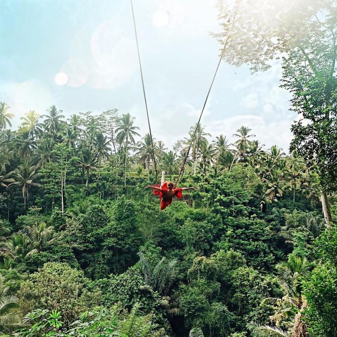 Bali Swing - trò đánh đu đẹp tựa thiên đường nhưng ẩn chứa vô vàn nguy hiểm - Ảnh 6.