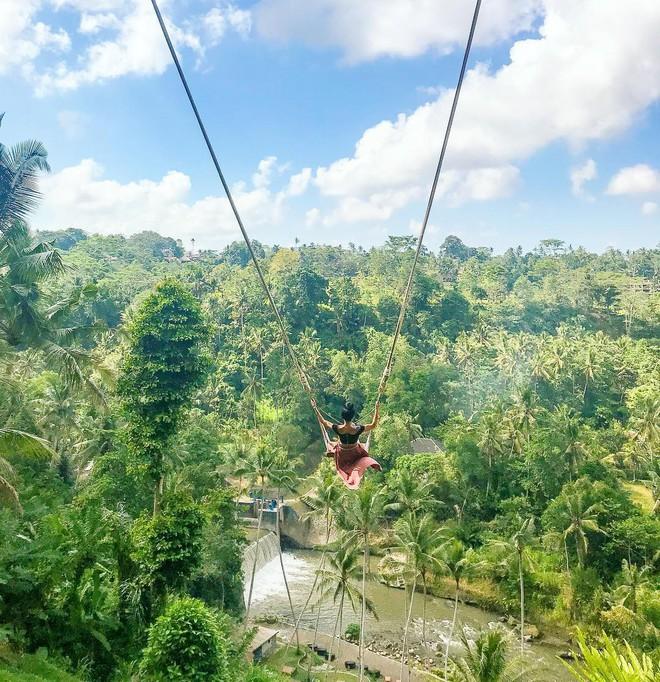 Bali Swing - trò đánh đu đẹp tựa thiên đường nhưng ẩn chứa vô vàn nguy hiểm - Ảnh 7.