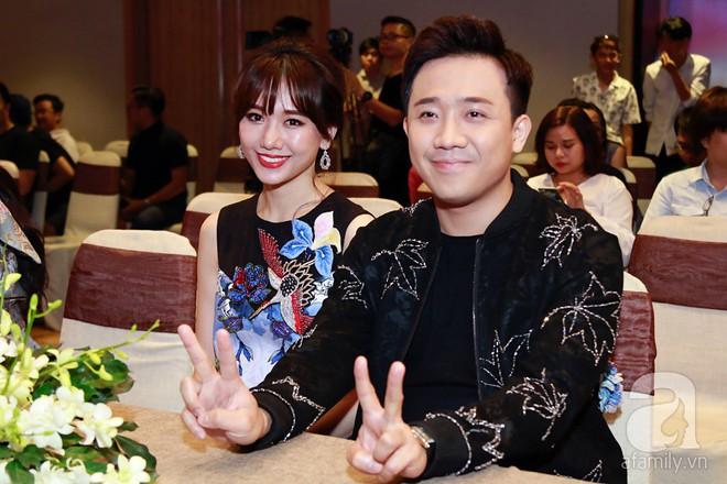 Trường Giang âm thầm vắng mặt, vợ chồng Trấn Thành náo loạn show Khi đàn ông mang bầu - Ảnh 1.