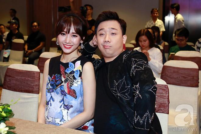 Trường Giang âm thầm vắng mặt, vợ chồng Trấn Thành náo loạn show Khi đàn ông mang bầu - Ảnh 2.
