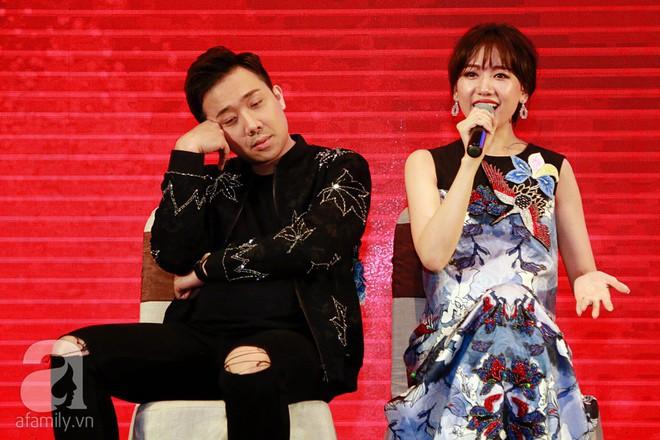 Trường Giang âm thầm vắng mặt, vợ chồng Trấn Thành náo loạn show Khi đàn ông mang bầu - Ảnh 4.
