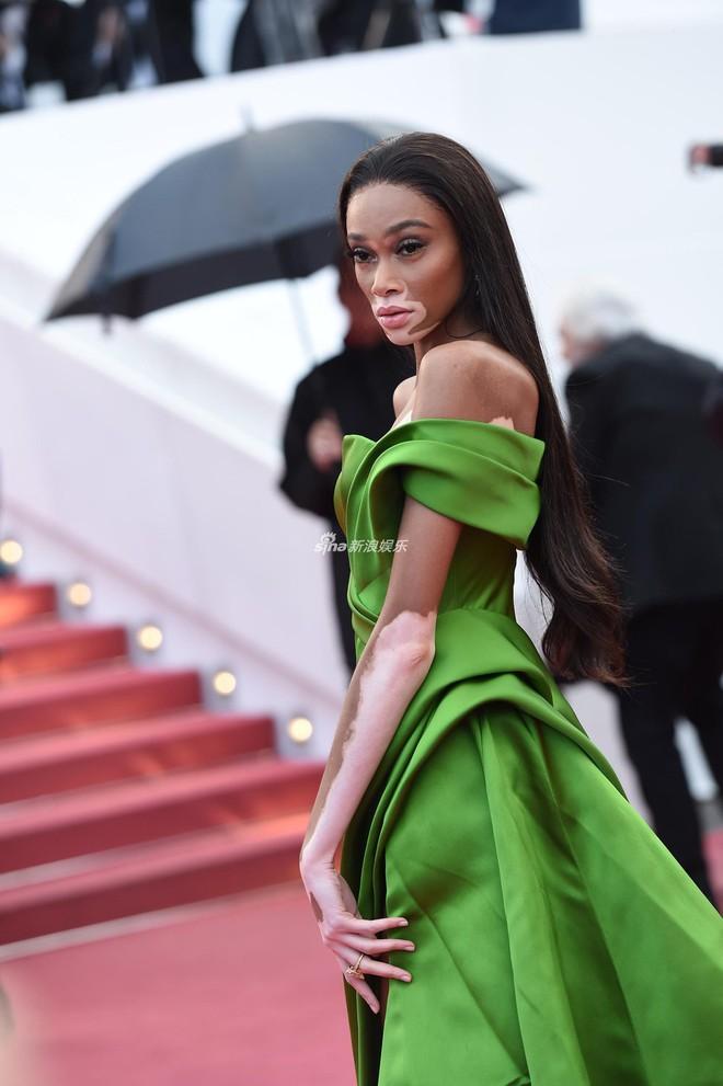 Người táo bạo diện váy hở nội y, kẻ khoe nguyên vòng eo nhiều mỡ trên thảm đỏ Cannes ngày thứ 7 - Ảnh 15.