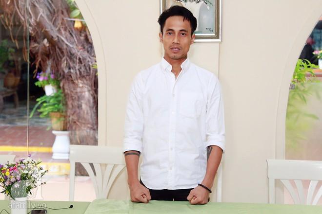 Phạm Anh Khoa: Sau bao nhiêu năm làm nghề, hôm nay, tôi mới học cách làm một người đàn ông - Ảnh 2.