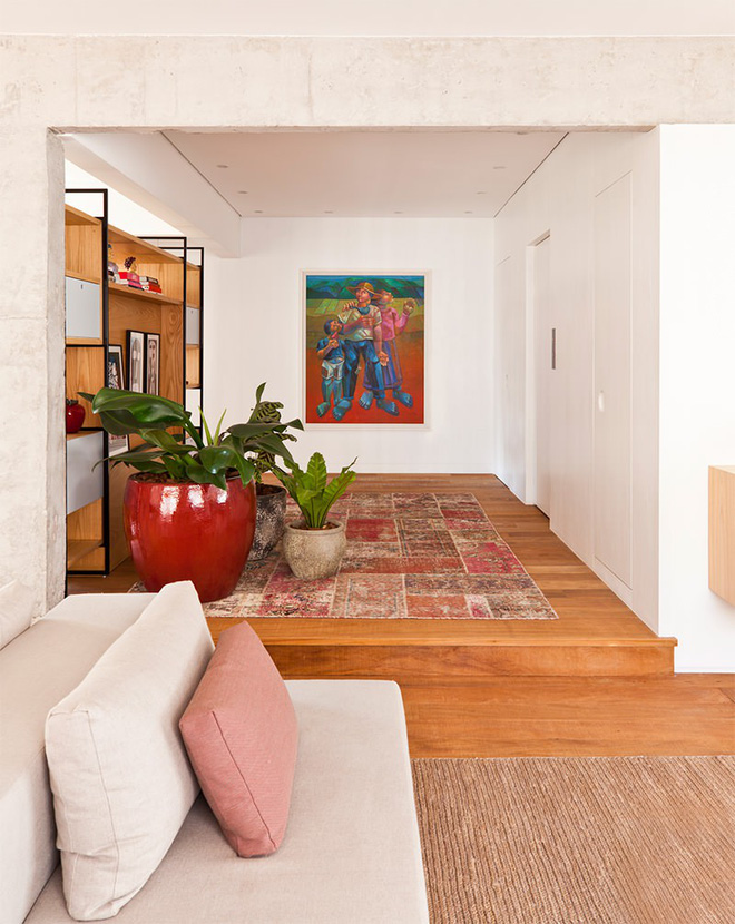 Cải tạo nhà theo hướng tích hợp các phòng và kết quả thật không thể tin nổi - Ảnh 1.