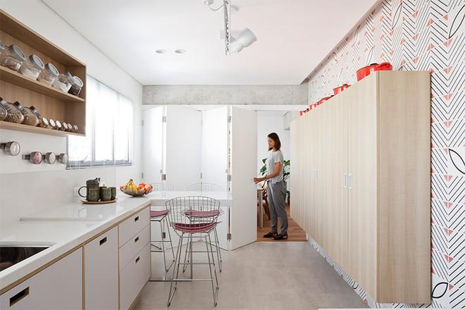 Cải tạo nhà theo hướng tích hợp các phòng và kết quả thật không thể tin nổi - Ảnh 16.