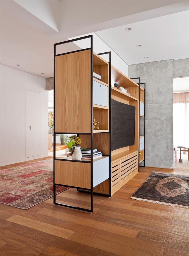 Cải tạo nhà theo hướng tích hợp các phòng và kết quả thật không thể tin nổi - Ảnh 4.