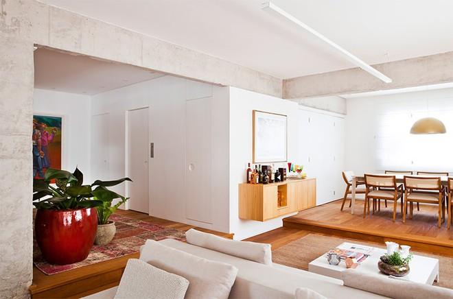 Cải tạo nhà theo hướng tích hợp các phòng và kết quả thật không thể tin nổi - Ảnh 11.