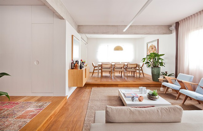 Cải tạo nhà theo hướng tích hợp các phòng và kết quả thật không thể tin nổi - Ảnh 12.