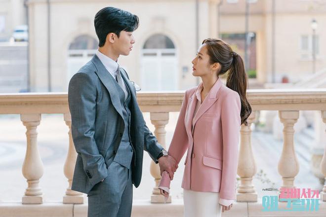 Đẳng cấp cặp đôi đẹp nhất 2018 Park Seo Joon - Park Min Young: Lộng lẫy như ông hoàng bà hoàng! - Ảnh 3.