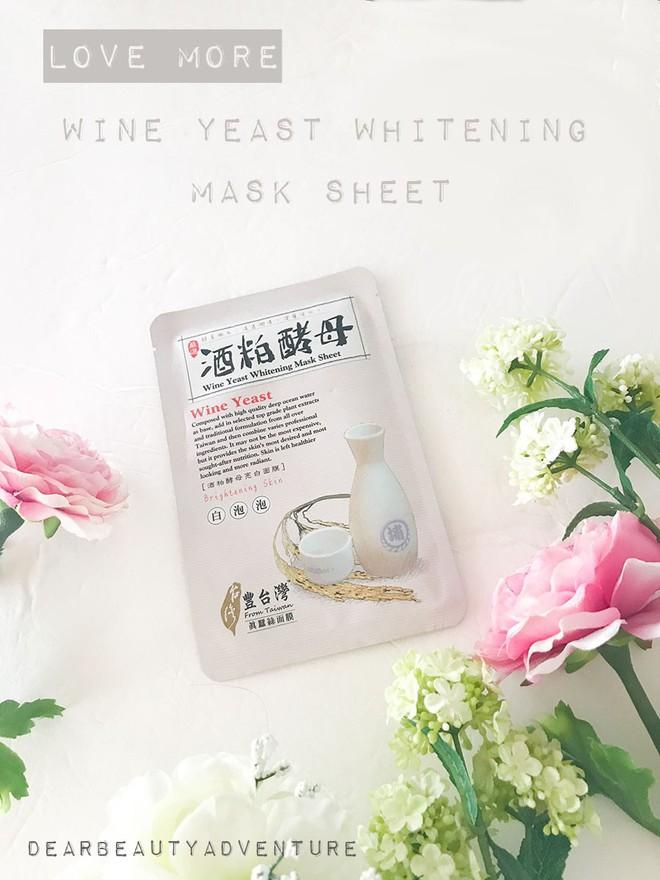 6 mặt nạ từ men rượu sake cực tốt mà lại rẻ hơn SK-II rất nhiều, trong đó có một loại Phạm Băng Băng mê mẩn - Ảnh 4.