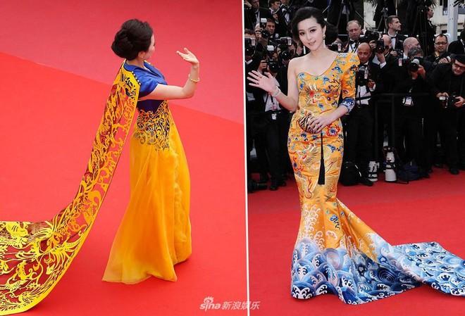 Những lần náo loạn thảm đỏ Cannes của sao Hoa ngữ: Từ mỹ nhân hạng A đến người đẹp vô danh chiêu trò đủ kiểu khiến truyền thông ngao ngán - ảnh 4