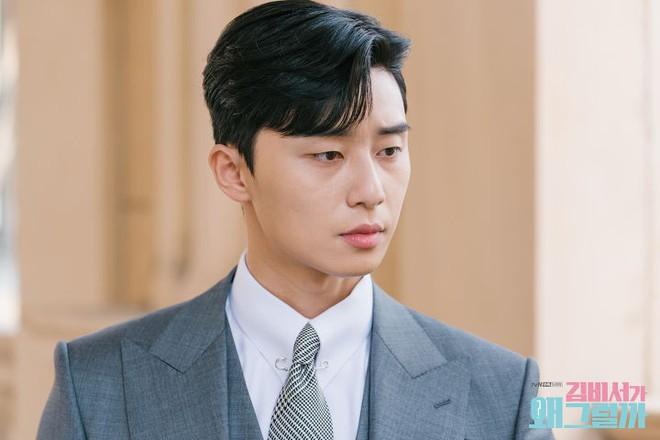 Đẳng cấp cặp đôi đẹp nhất 2018 Park Seo Joon - Park Min Young: Lộng lẫy như ông hoàng bà hoàng! - Ảnh 5.