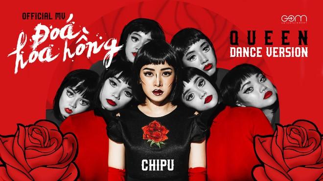 Chi Pu gây ám ảnh bởi tạo hình, vũ đạo ma mị trong MV mới - Ảnh 1.