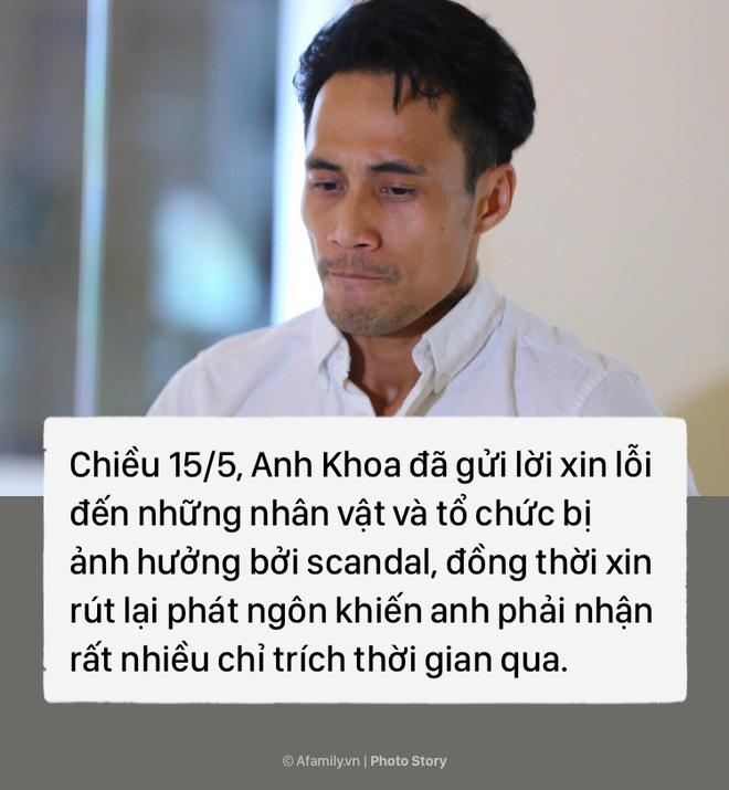 Nhìn lại toàn bộ diễn biến scandal Phạm Anh Khoa gạ tình gây sốc cộng đồng mạng - Ảnh 19.