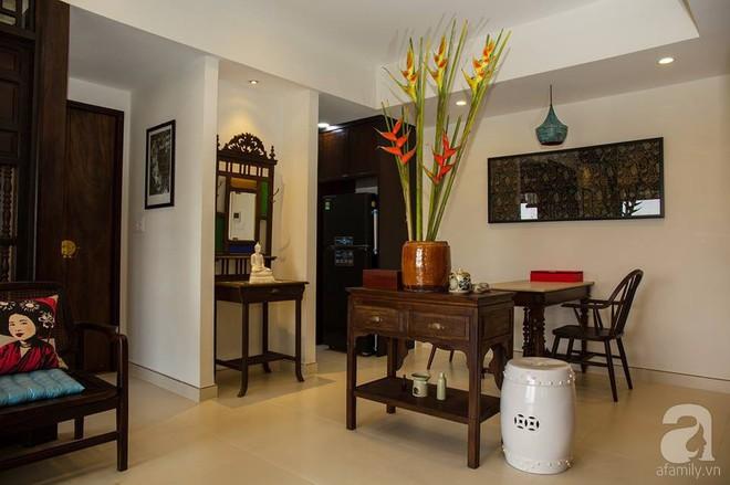 Phảng phất nét xưa trong căn hộ của người đàn ông yêu vẻ đẹp truyền thống Việt ở Sài Gòn - Ảnh 2.