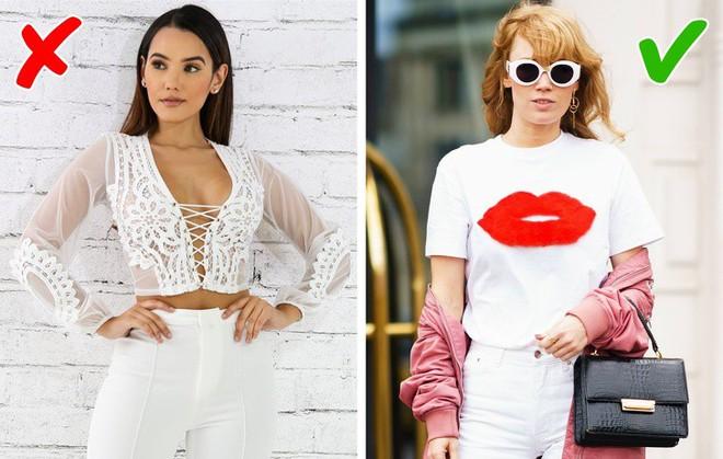 10 phong cách ăn mặc mà nhiều người cứ tưởng là mốt nhưng thực ra đang trên đà lỗi thời cả rồi - Ảnh 7.
