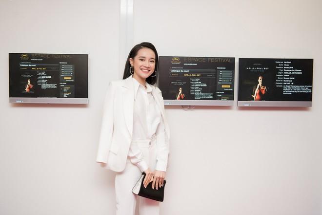 Nhã Phương xuất hiện đầy tự tin, cá tính khi phim ngắn được trình chiếu tại Cannes 2018 - Ảnh 3.