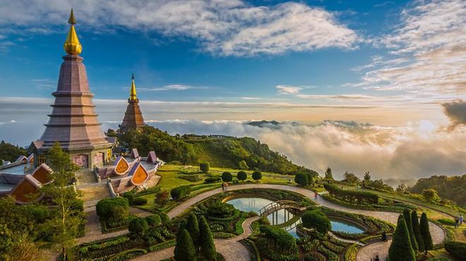 Chiang Mai - đi để tận hưởng kỳ nghỉ trên những tán cây - Ảnh 1.