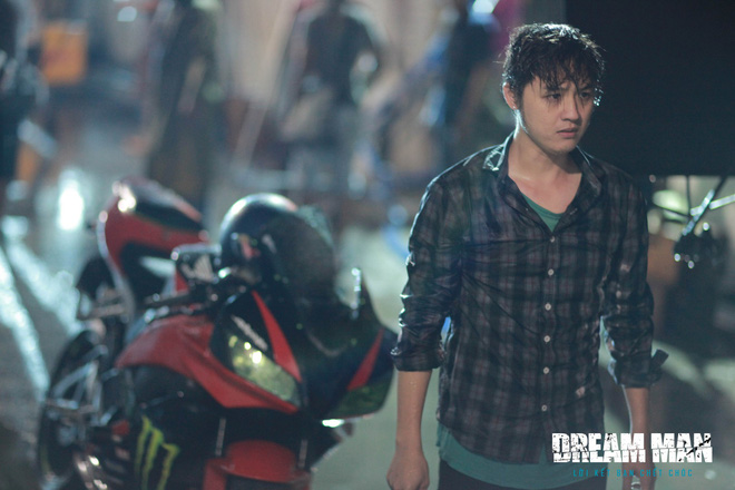 Thanh Duy, Thanh Tú gây choáng khi đóng phim kinh dị về mạng xã hội - Ảnh 2.