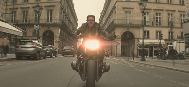 Tom Cruise gây thót tim với loạt cảnh quay không thể tưởng tượng nổi trong trailer của Nhiệm vụ bất khả thi: Sụp đổ - Ảnh 3.