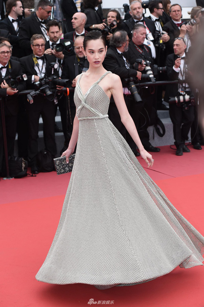 17 bộ váy đẹp nhất thảm đỏ Cannes 2018 thì ắt hơn chục bộ chỉ dành cho những nàng ngực mini - Ảnh 15.