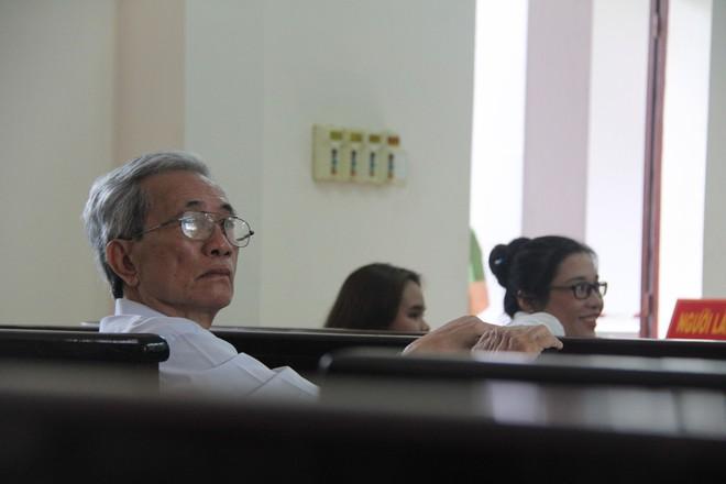 Chủ tọa phiên tòa xét xử phúc thẩm Nguyễn Khắc Thủy bị tạm đình chỉ công tác để điều tra - ảnh 2