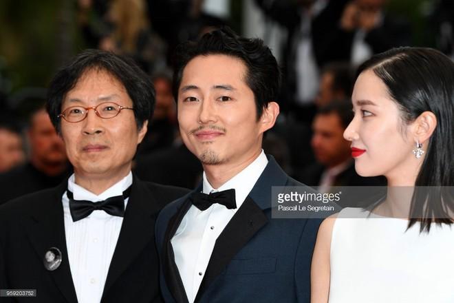 Dàn soái ca Châu Á Huỳnh Hiểu Minh, Yoo Ah In khiến loạt mỹ nhân phải lép vế khi xuất hiện trên thảm đỏ Cannes - Ảnh 5.