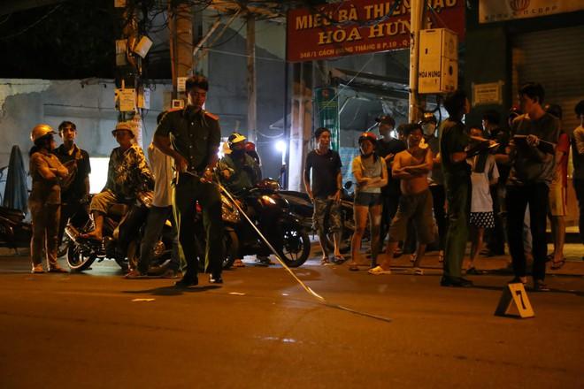 TP.HCM: Khởi tố Tài Mụn cùng đồng bọn trong vụ đâm 5 hiệp sĩ thương vong trên đường CMT8 - Ảnh 2.