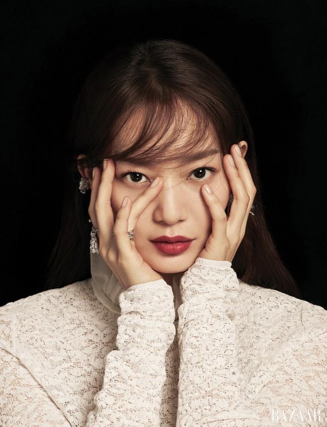 Shin Min Ah: Nàng thơ của điện ảnh Hàn chấp nhận tạm gác công việc, ngày đêm cần mẫn chăm sóc người yêu mắc bệnh hiểm nghèo - Ảnh 3.