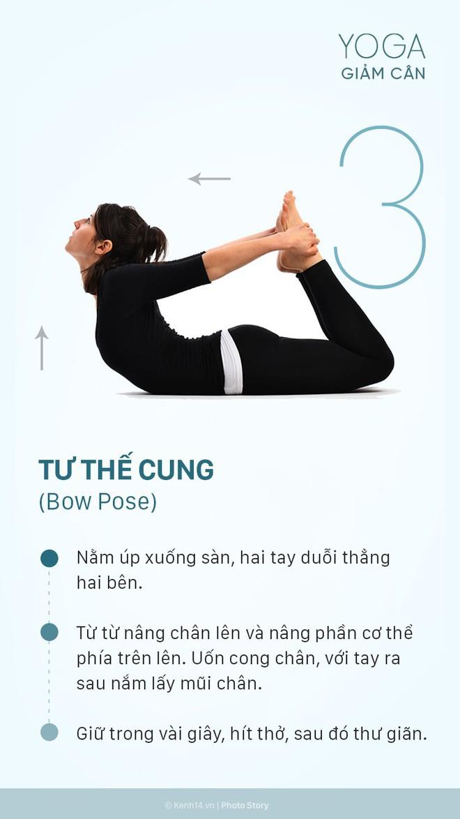 5 động tác yoga giảm cân toàn thân cực kỳ hiệu quả có thể thực hiện ngay tại nhà - Ảnh 5.