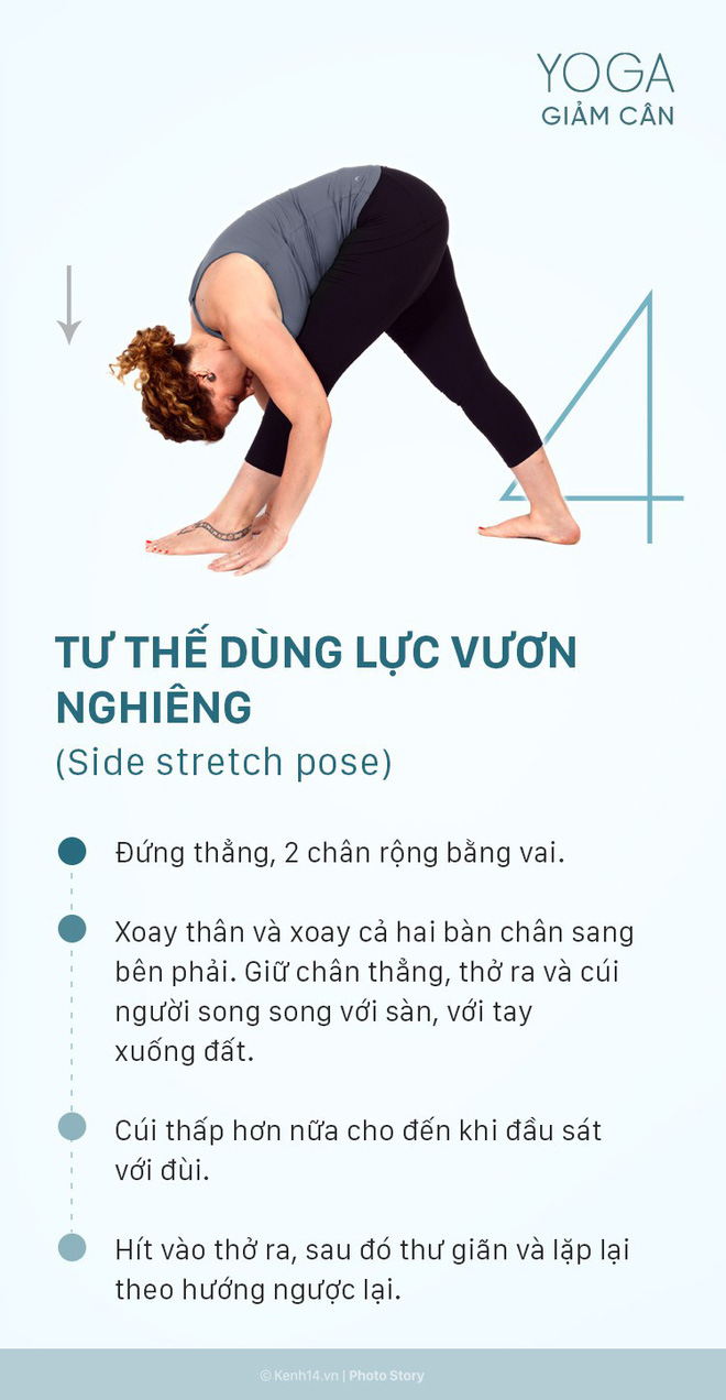 5 động tác yoga giảm cân toàn thân cực kỳ hiệu quả có thể thực hiện ngay tại nhà - Ảnh 7.