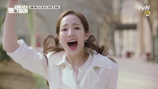 Khổ thân Park Seo Joon, ra sức bắn tim cho Park Min Young nhưng bị hắt hủi chỉ vì... cái tai - Ảnh 9.