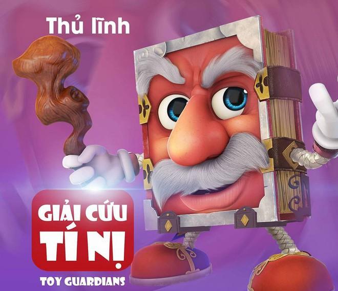 Giải cứu Tí Nị: Khi đồ chơi truyền thống nổi loạn vì trẻ em quá mê đồ chơi công nghệ - Ảnh 6.
