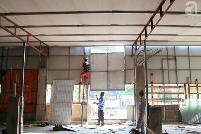 Hà Nội: Bắt đầu cưỡng chế 42 cơ sở kinh doanh trên mặt đường Nguyễn Khánh Toàn - Ảnh 12.