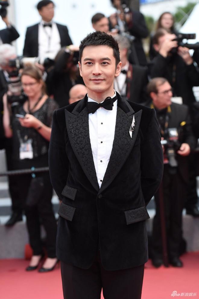Dàn soái ca Châu Á Huỳnh Hiểu Minh, Yoo Ah In khiến loạt mỹ nhân phải lép vế khi xuất hiện trên thảm đỏ Cannes - Ảnh 11.