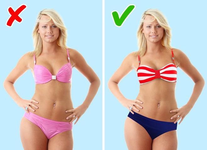 9 bí quyết dễ ợt giúp chị em tự tin hút mọi ánh nhìn trên bãi biển - Ảnh 2.