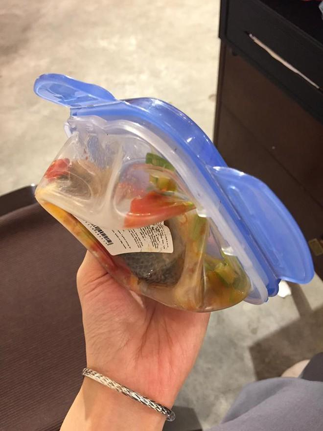 Đừng tưởng nắng nóng bức trốn ở trong văn phòng là yên, đến bữa cơm còn khổ sở như này này - Ảnh 2.