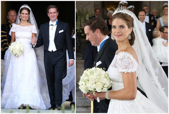Chiêm ngưỡng lại những chiếc vương miện tinh xảo nhất trong lịch sử đám cưới Hoàng gia trước ngày hôn lễ của Hoàng tử Harry - Ảnh 9.