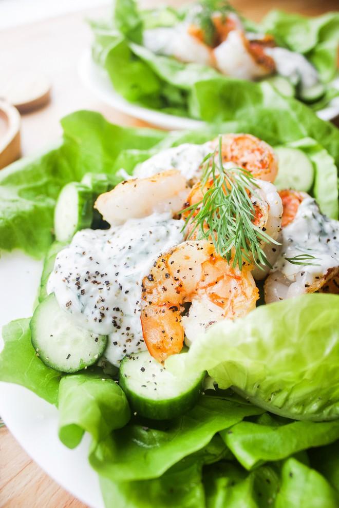 Nếu đang muốn giảm cân thì món salad này cực kỳ hiệu quả lại còn làm đẹp da - Ảnh 7.