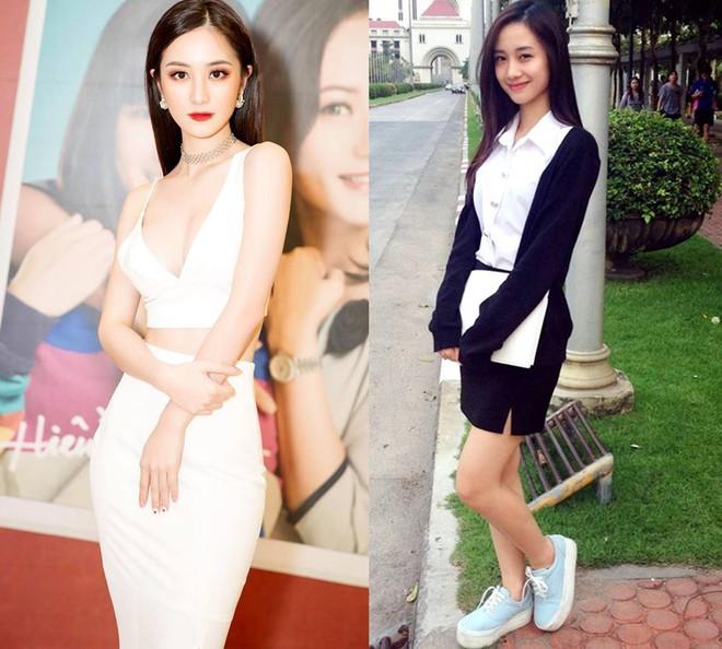 3 cô nàng được coi là ngọc nữ của showbiz Việt quyết chuyển hướng từ ngây thơ sang sexy gợi cảm - Ảnh 8.