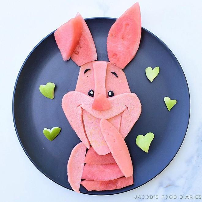 Những đĩa cơm ngộ nghĩnh đảm bảo lũ trẻ thích mê, giúp các mẹ biến việc cho con ăn không trở thành cuộc chiến - Ảnh 3.