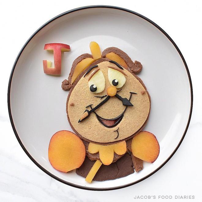 Những đĩa cơm ngộ nghĩnh đảm bảo lũ trẻ thích mê, giúp các mẹ biến việc cho con ăn không trở thành cuộc chiến - Ảnh 9.