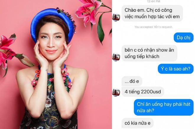 Điểm lại những vụ nữ nghệ sĩ công khai tố bị gạ tình từng khiến showbiz Việt lao đao - Ảnh 5.