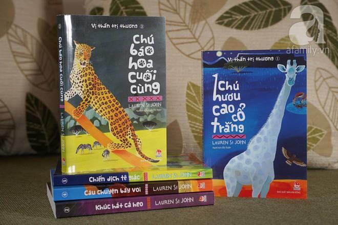Đây là 5 bộ sách sẽ làm nên một mùa hè tuyệt vời cho bất cứ bạn nhỏ nào - Ảnh 10.