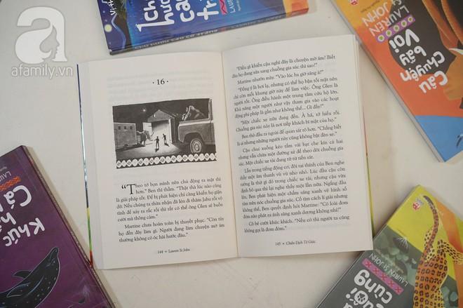 Đây là 5 bộ sách sẽ làm nên một mùa hè tuyệt vời cho bất cứ bạn nhỏ nào - Ảnh 11.