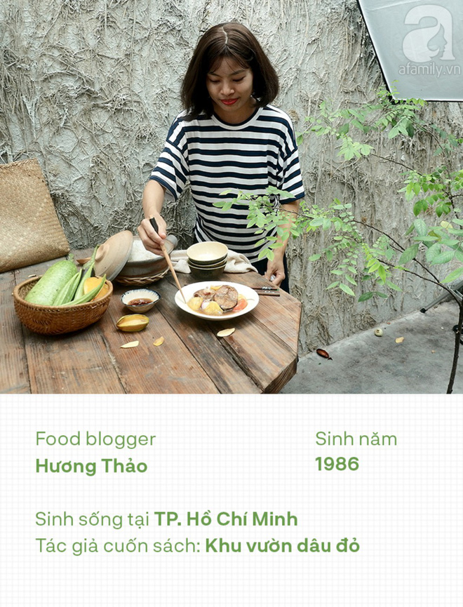Food blogger Hương Thảo: aFamily là bước đi đầu tiên trên con đường ẩm thực mình đang đi - Ảnh 1.